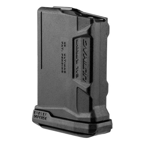 M16 / M4 / AR15 / 10 Schuss begrenzt auf 5 Schuss 5.56 x 45 mm / .223 REM Polymer Magazin