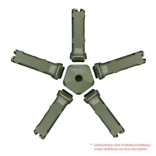 Pentagon Magazin Koppler Set für 10 Schuss Ultimag Magazine