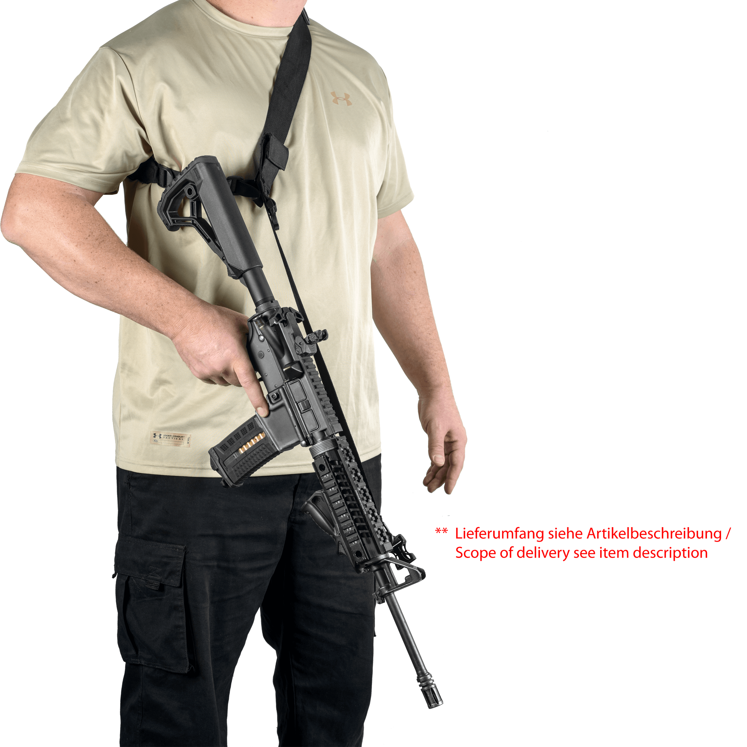 Three Point / 1 point CQB weapon sling