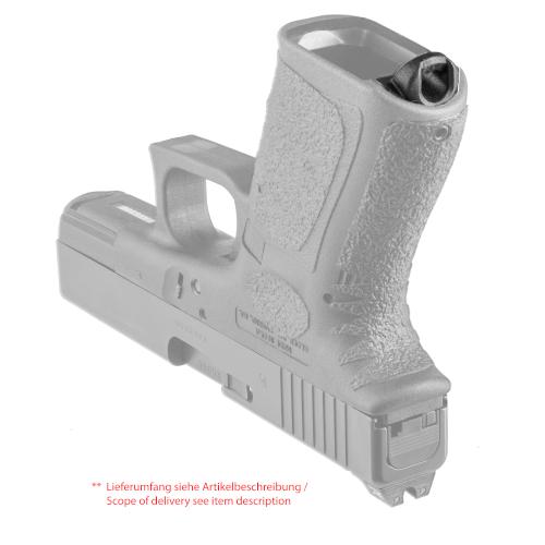 Glock Befestigung für Sicherheitskabel GEN 1,2,3