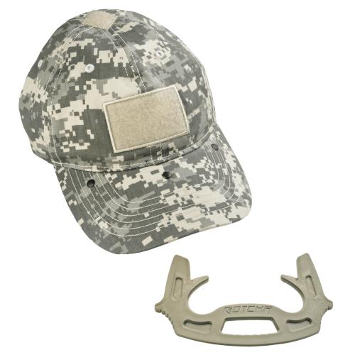 Taktisches Baseball Cap mit Selbstverteidigungs - Tool