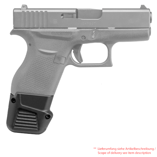 GLOCK 43 + 4 MAGAZINE EXTENSION