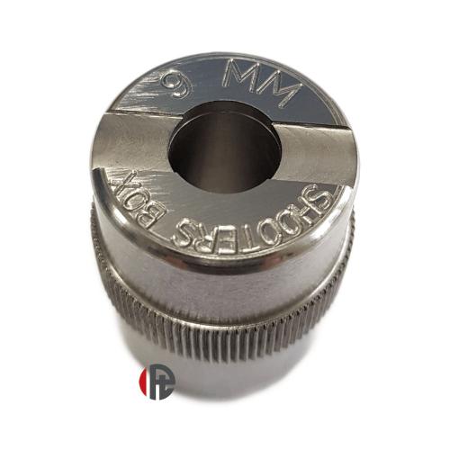 Patronenlehre  9mm Makarov (9x18)