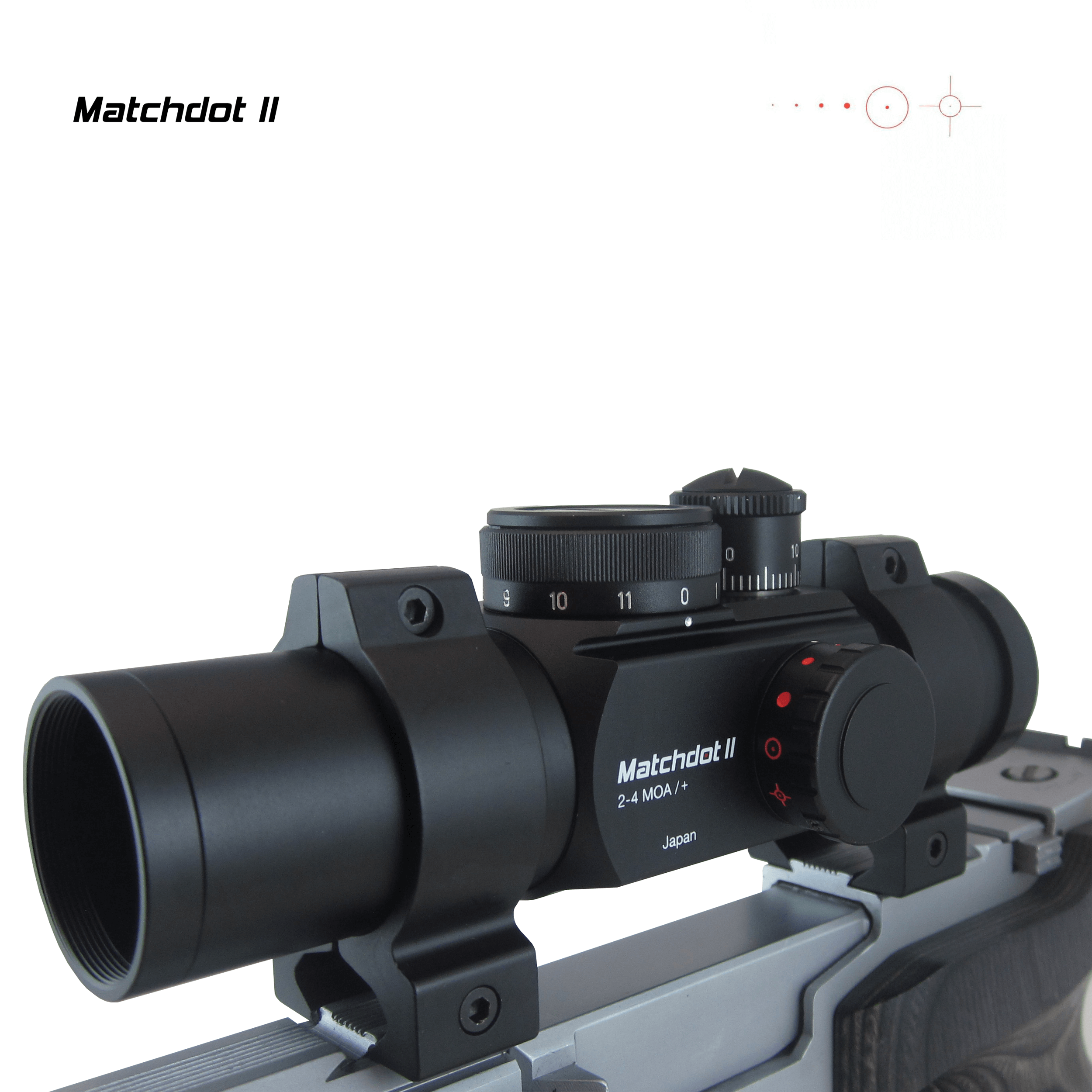 Red Dot Sight Matchdot II