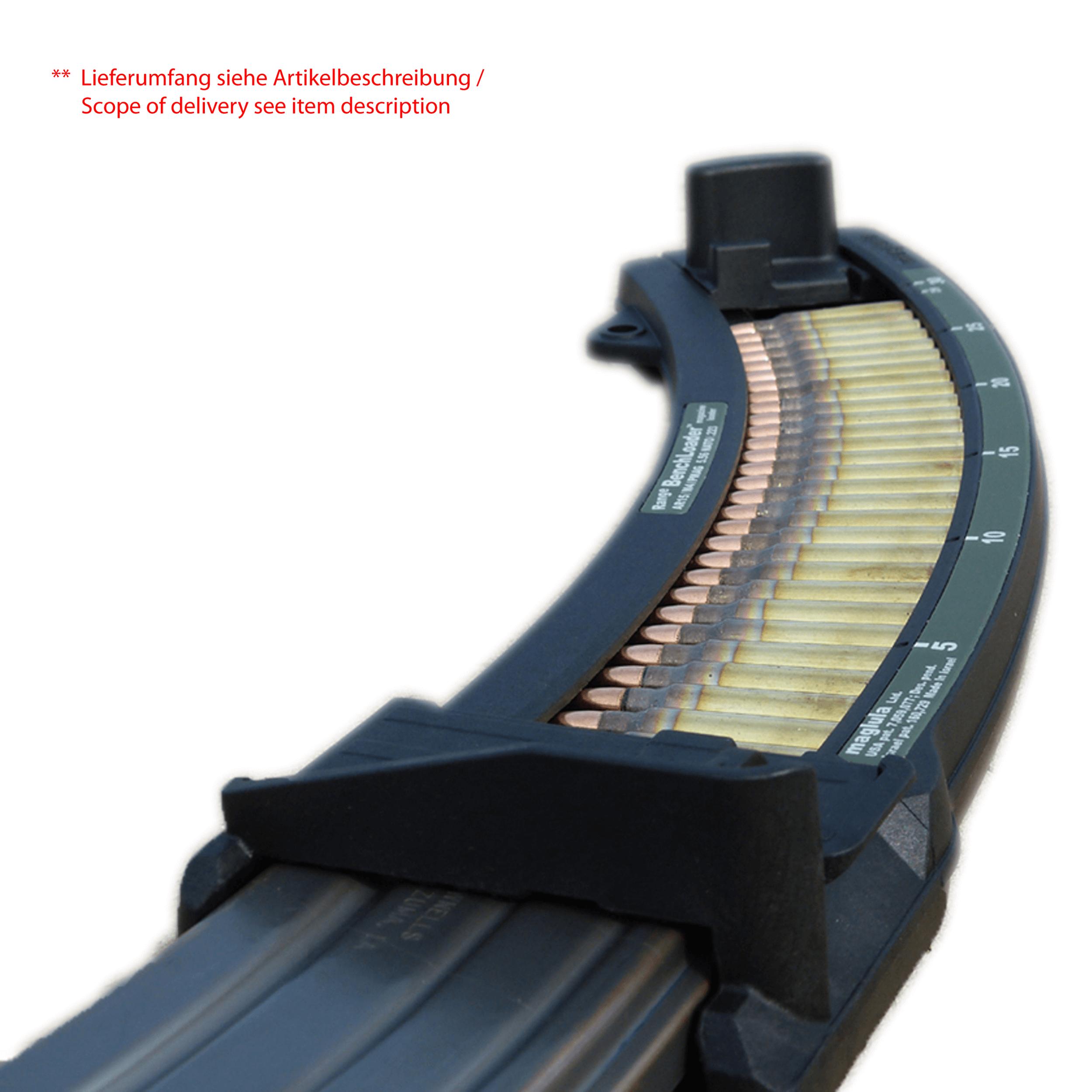 AR15 / M4  Range BenchLoader® - 5.56 / .223 - BL71B