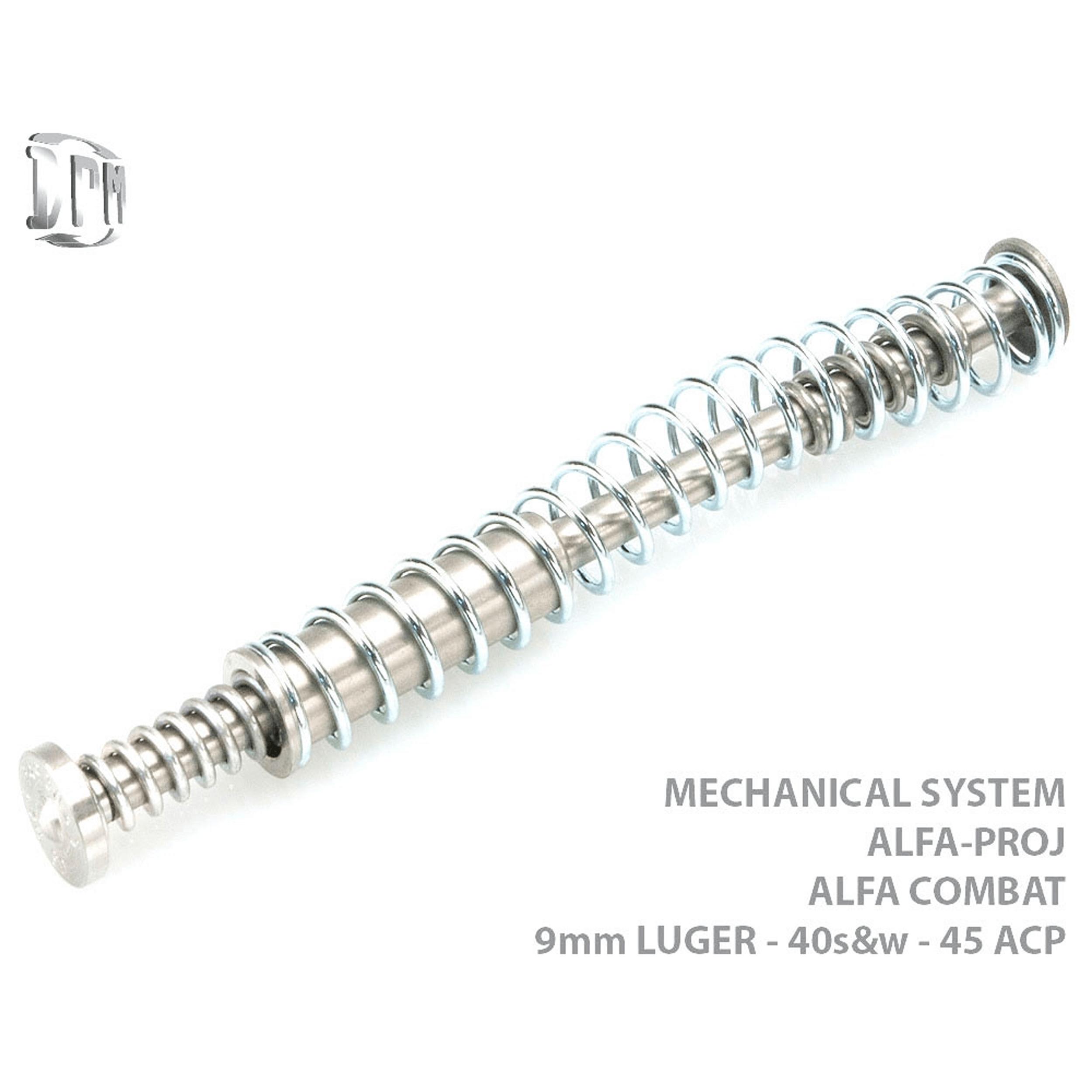 Alfa - Proj / Alfa Combat - 9mm / .40 S&W / .45 ACP