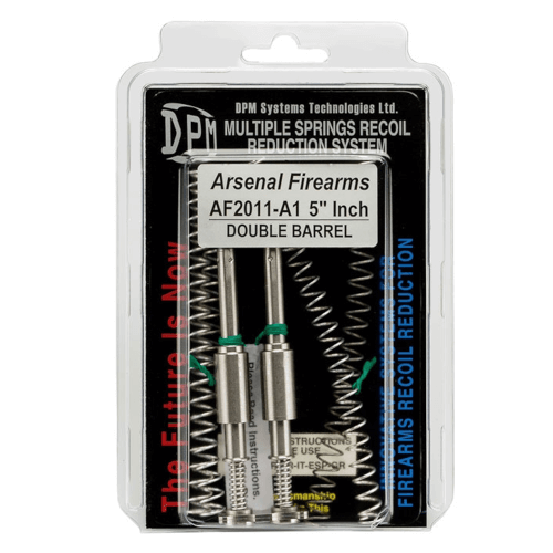 "Arsenal Firearms AF2011 - A1 - 5"" - .45 ACP Double Barrel"