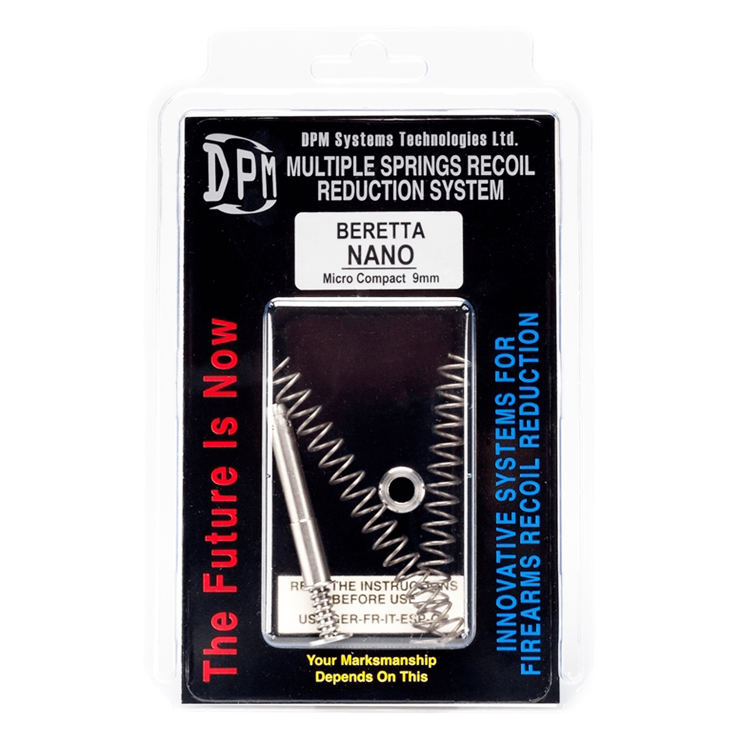 Beretta Nano BU9 Micro Compact - 9mm