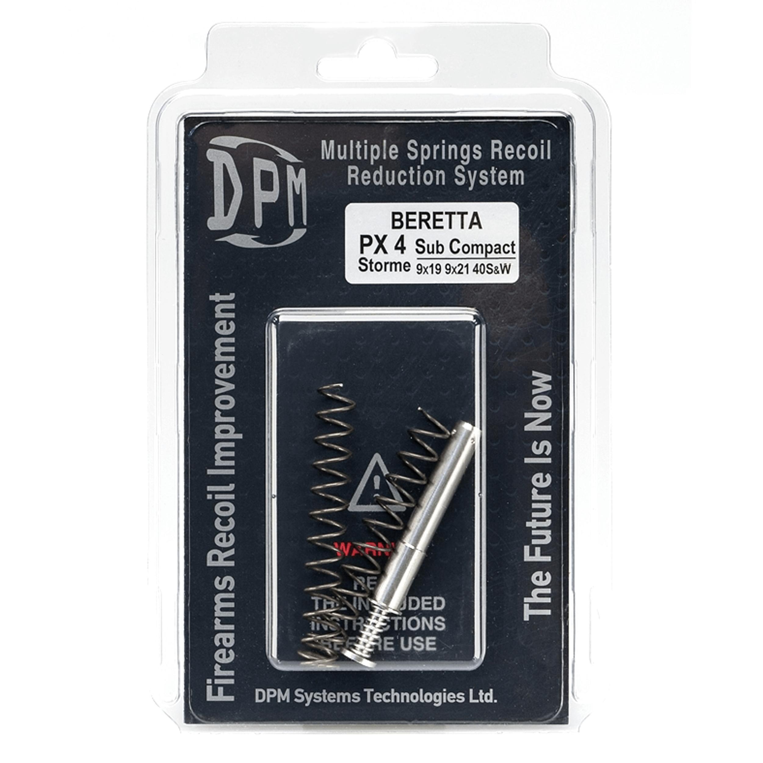 Beretta PX4 Subcompact - 9mm / 9X21 / .40 S&W