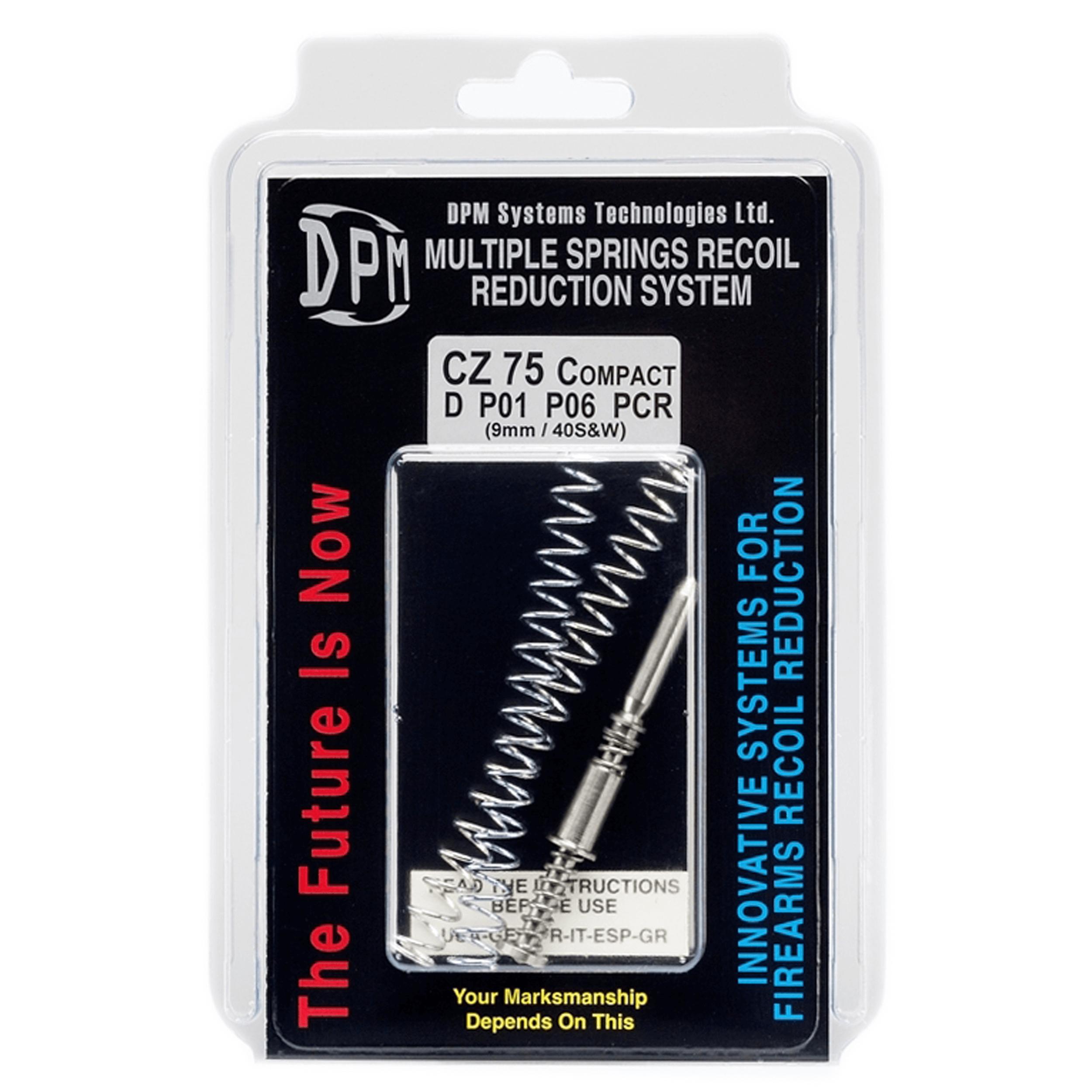 CZ 75 Compact P01 - P06 / D - P01 - P06 - PCR - 9mm / .40 S&W