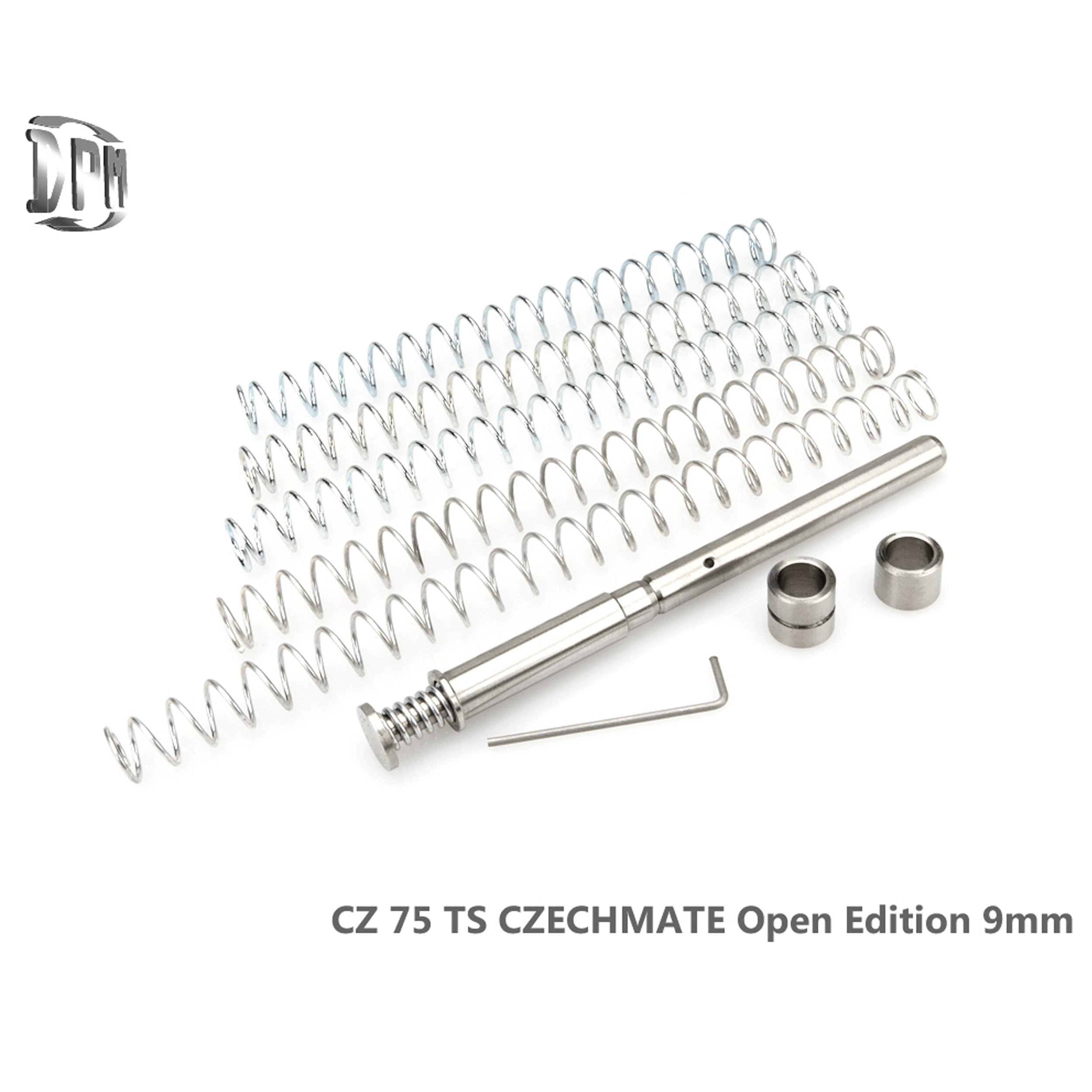 CZ TS Czechmate Open - 9mm / .40 S&W (gb)