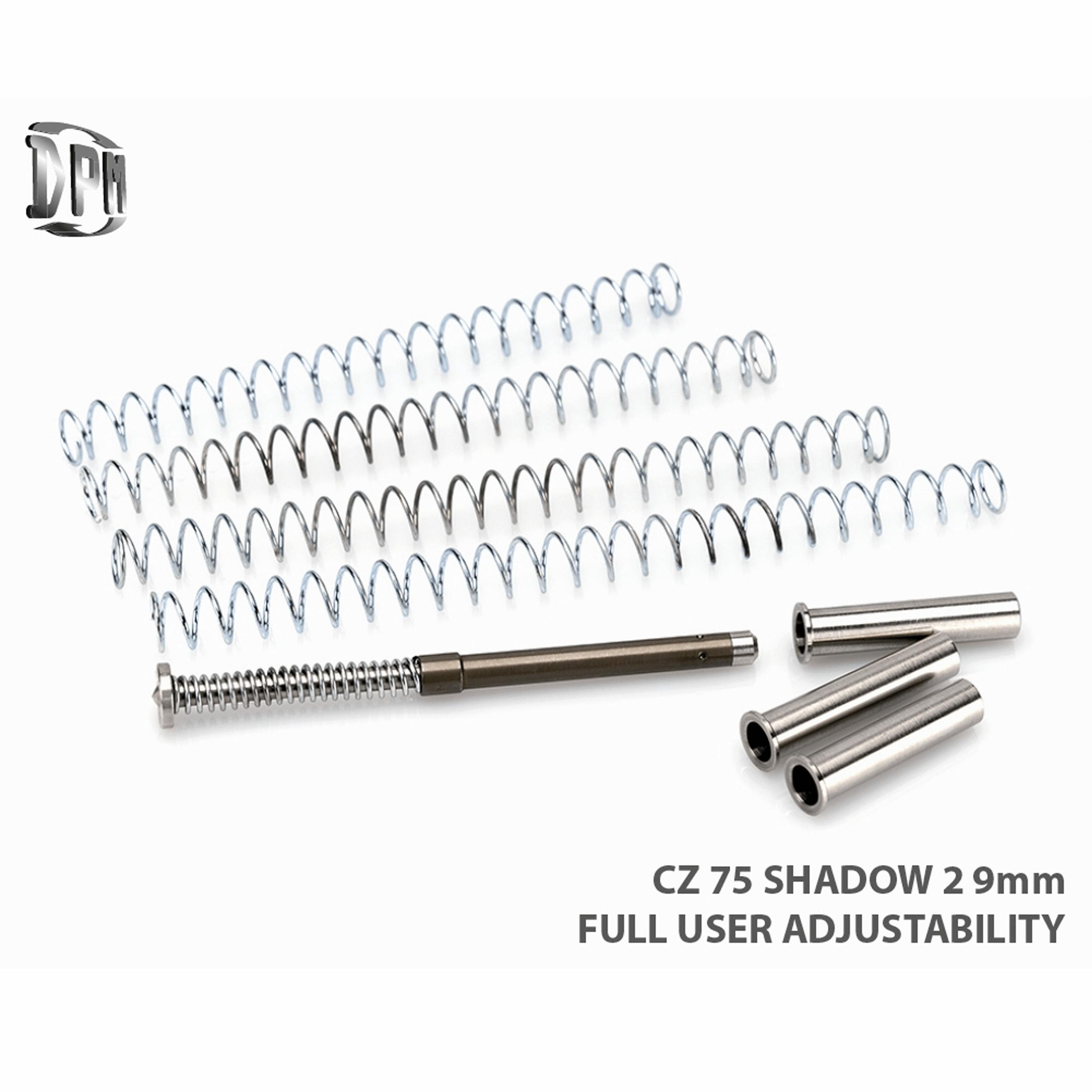 CZ Shadow 2 - 9mm - with 12 user adjustabilities