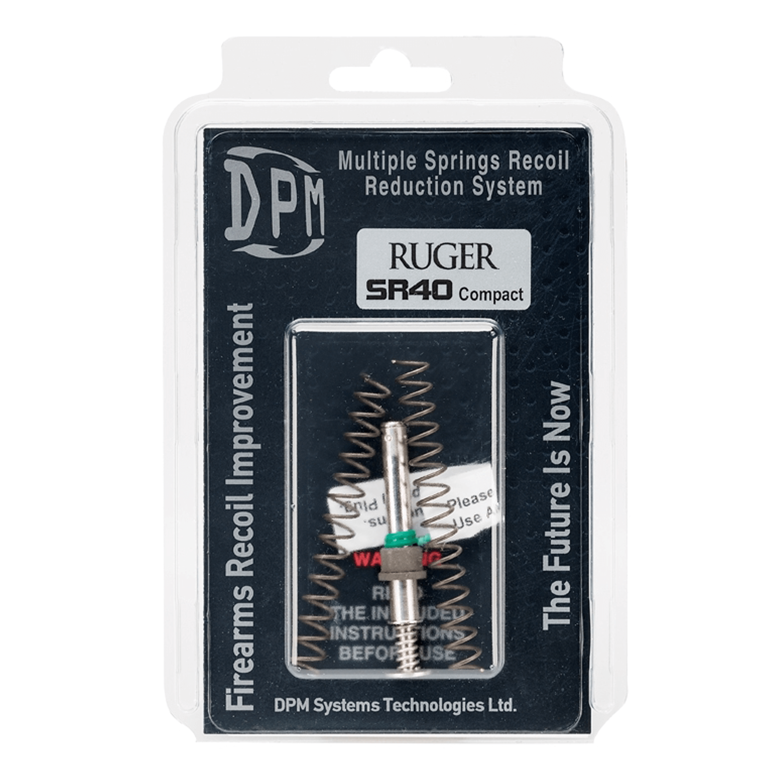 Ruger SR 40 - Compact