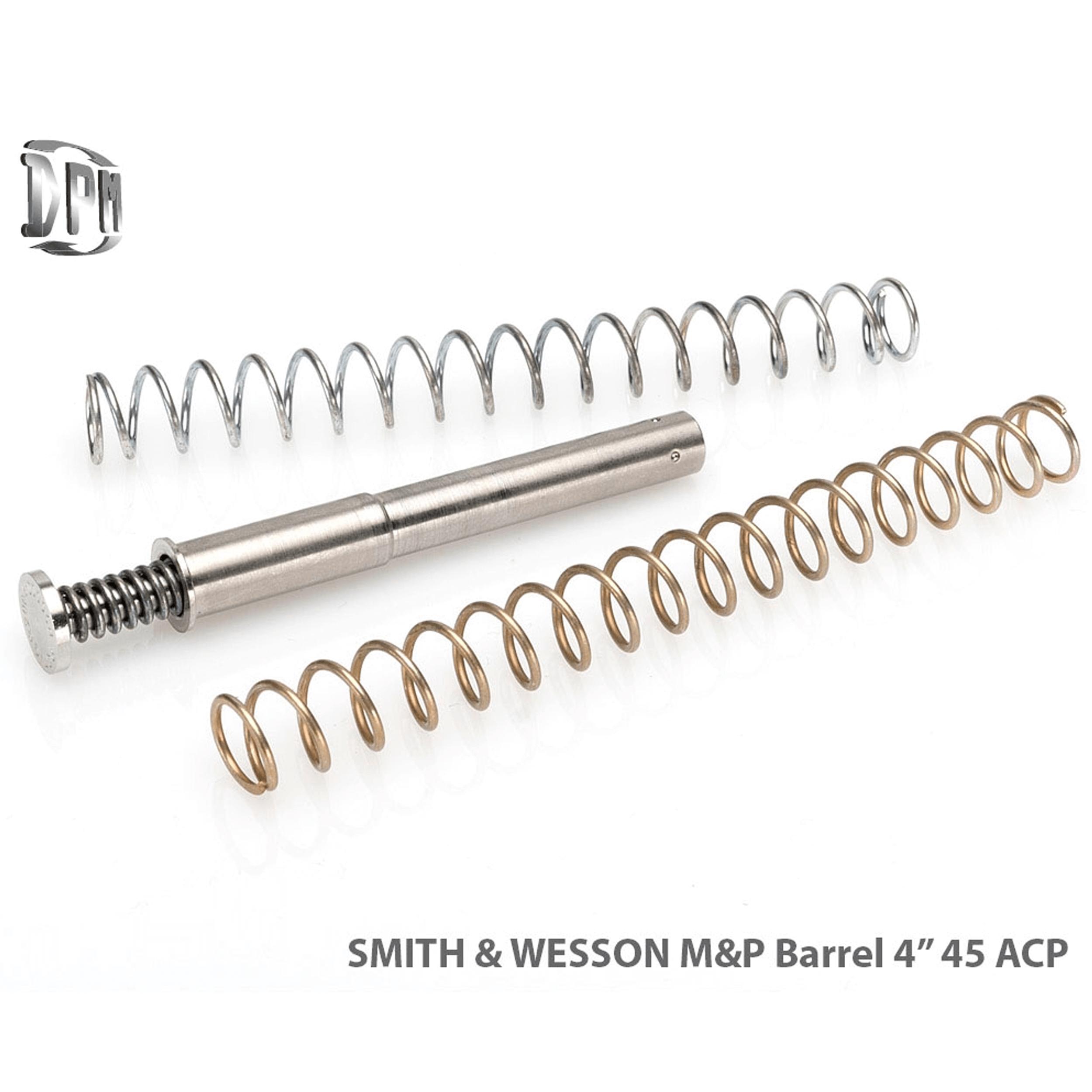 """Smith & Wesson M&P 45 Lauflänge 4"""" - .45ACP"""