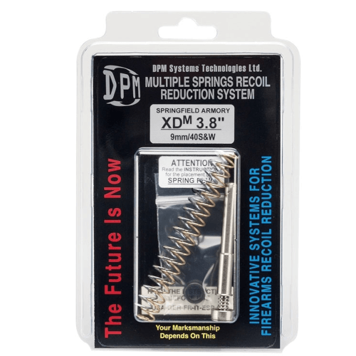 "Springfield XD(M) 3.8"" 9mm / 40S&W"