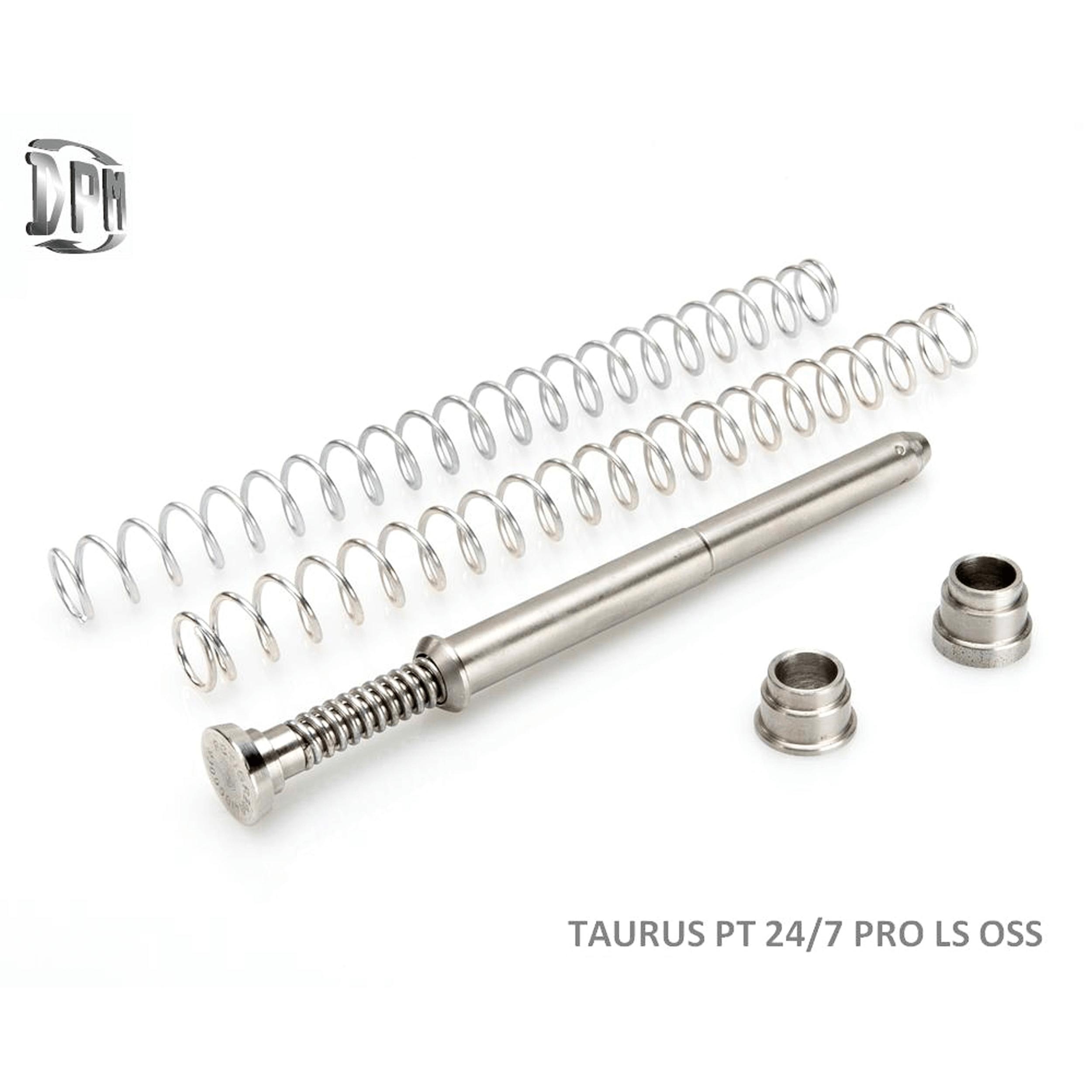 Taurus PT 24/7 Pro-LS-OSS .9mm .40S&W .45ACP