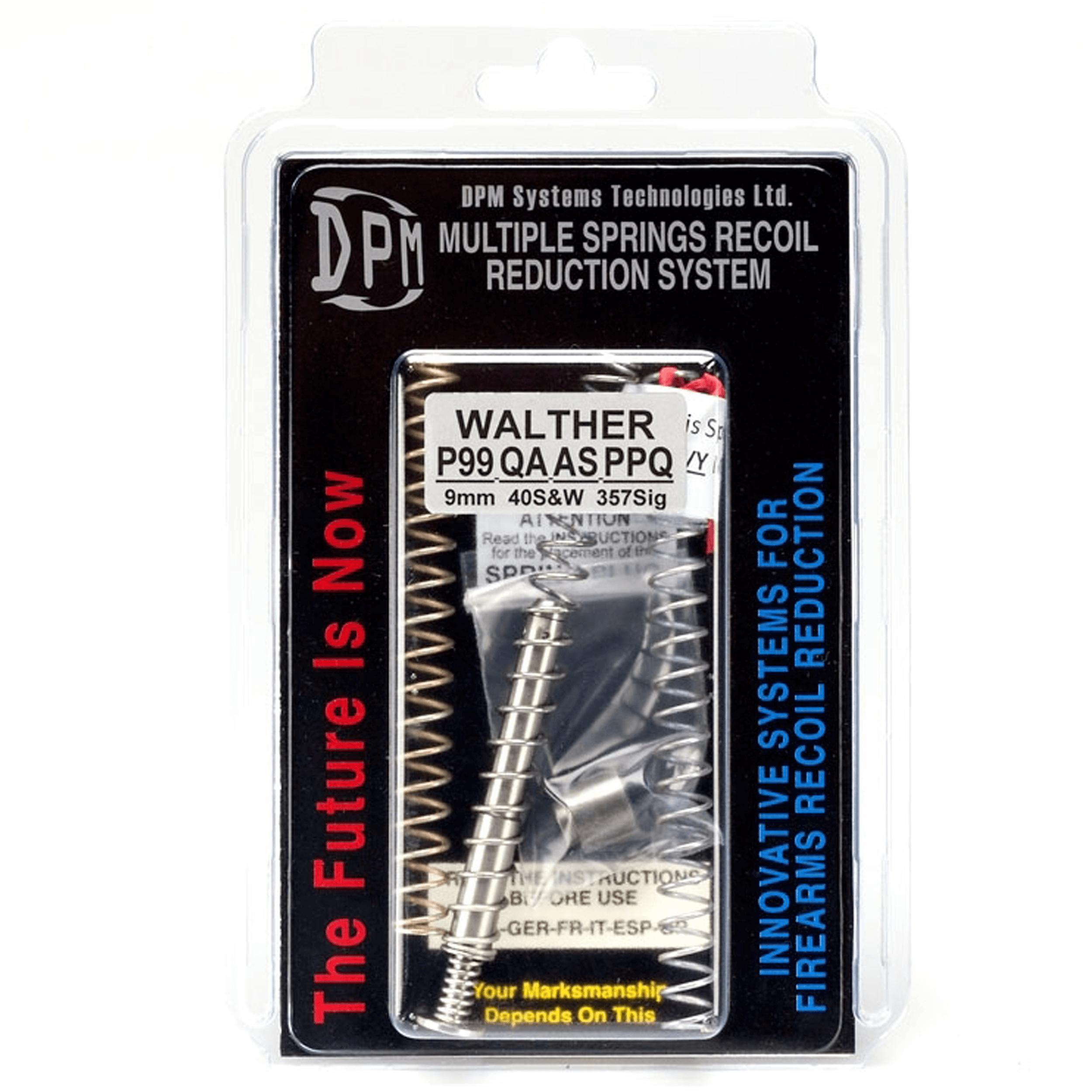 WALTHER P99-PPQ & PPQ M2 & Q4 Tac & Q5 Match