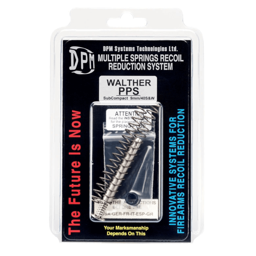 WALTHER PPS SubCompact 9MM .40S&W