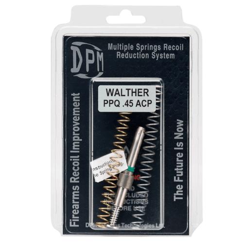 "WALTHER PPQ  .45ACP BARREL 4.25"""