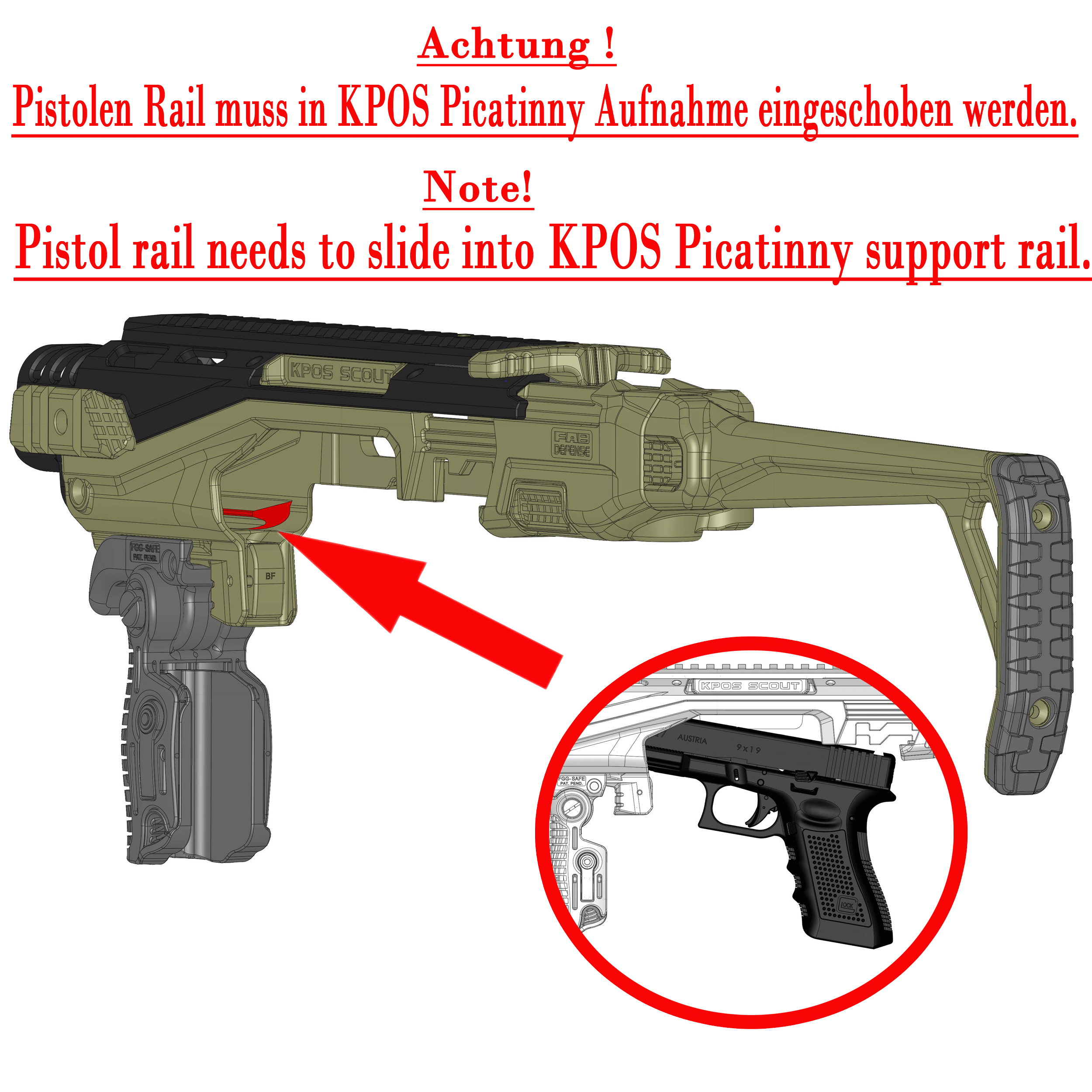 KPOS Scout ADVANCED PDW