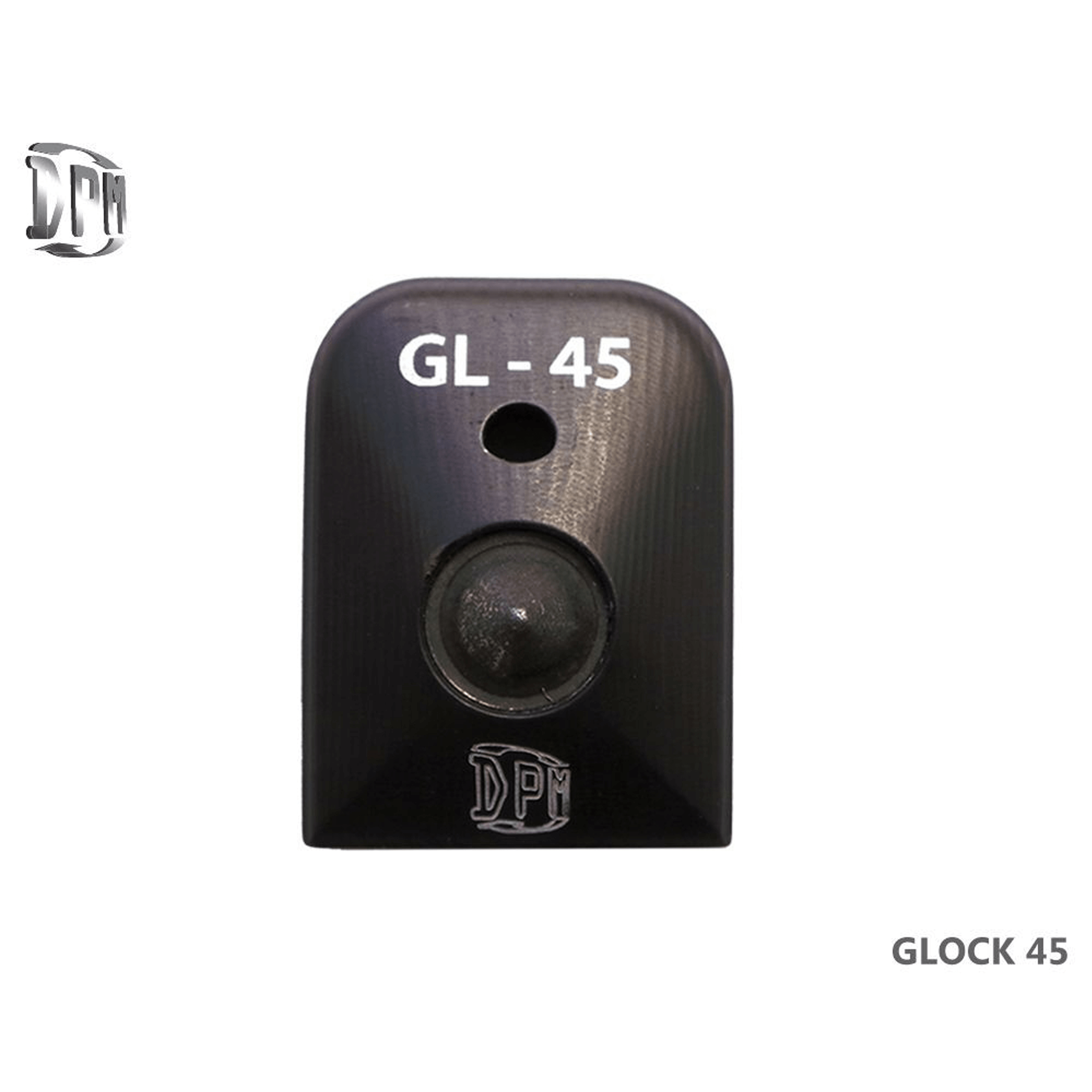 Glock 21 / 30 / 37 / 38 / 39 Aluminium Floorplate - Glass Breaker