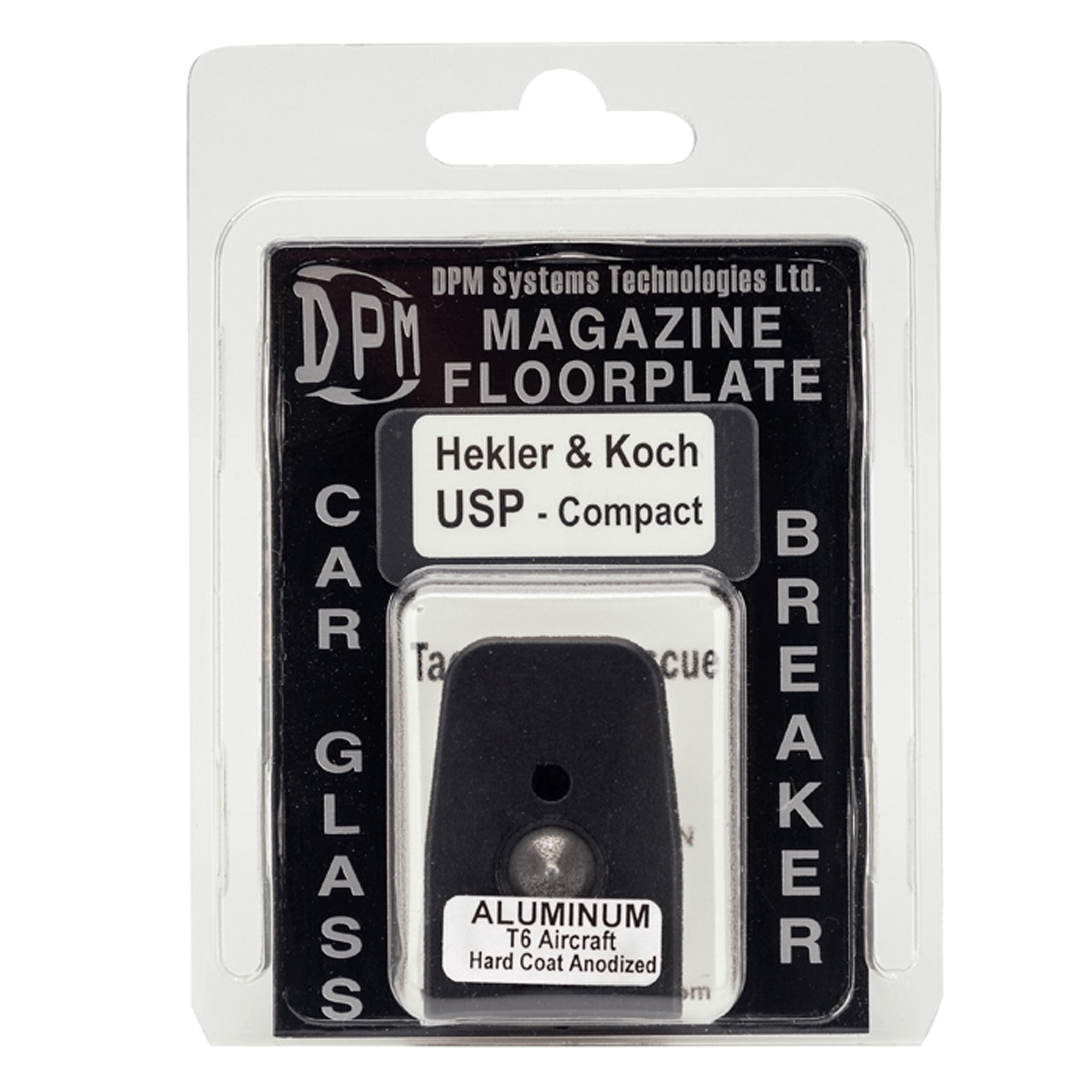 Heckler & Koch USP Compact Magazine Floorplate - Glass Breaker