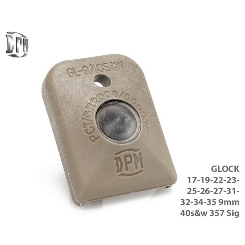 GLOCK 17 - 19 MAGAZINBODEN - GLASSCHEIBENBRECHER