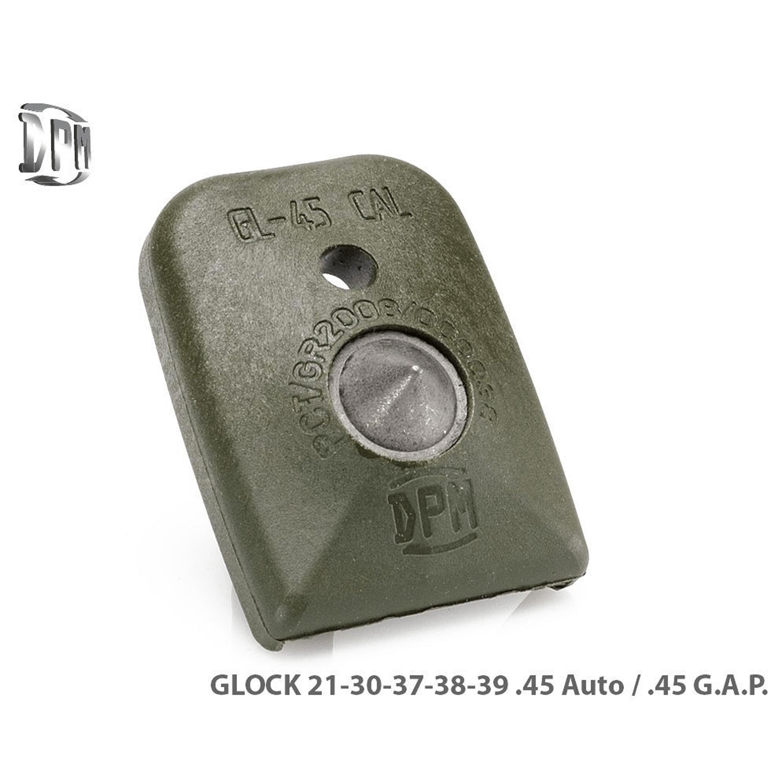 GLOCK 21 .45ACP  FLOORPLATE - GLASS BREAKER