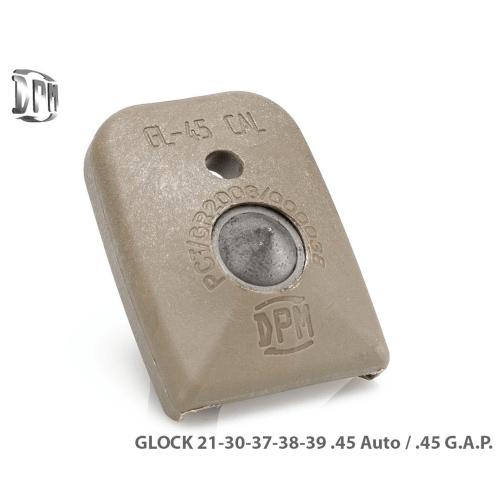 GLOCK 21 .45ACP  MAGAZINBODEN - GLASSCHEIBENBRECHER