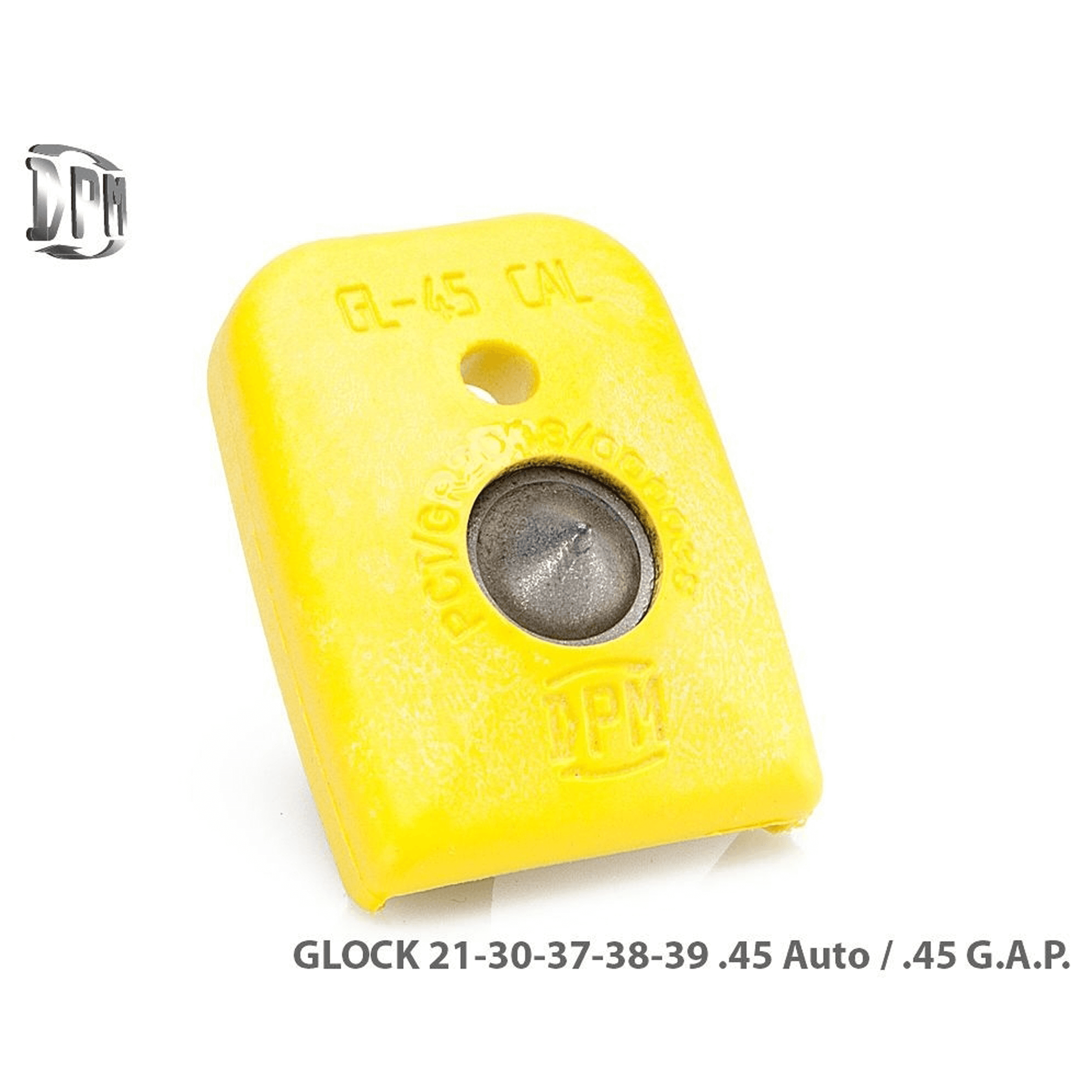 GLOCK 21 .45ACP  FLOORPLATE - GLASS BREAKER