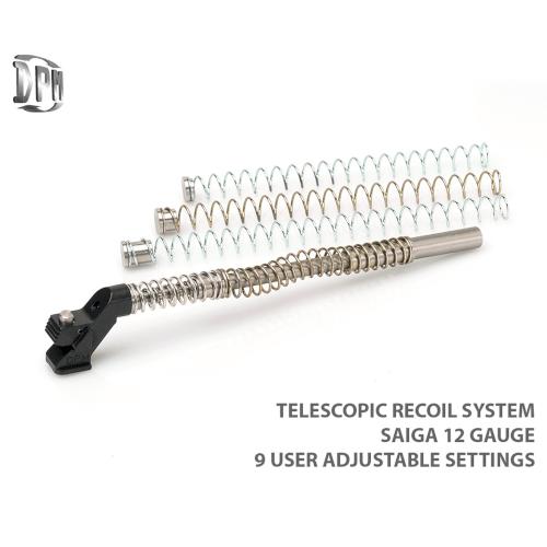 SAIGA Flinte Kaliber 12 - Telescopic Recoil System