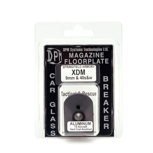SPRINGFIELD XD (M) Aluminium Magazinboden - Glasbrecher