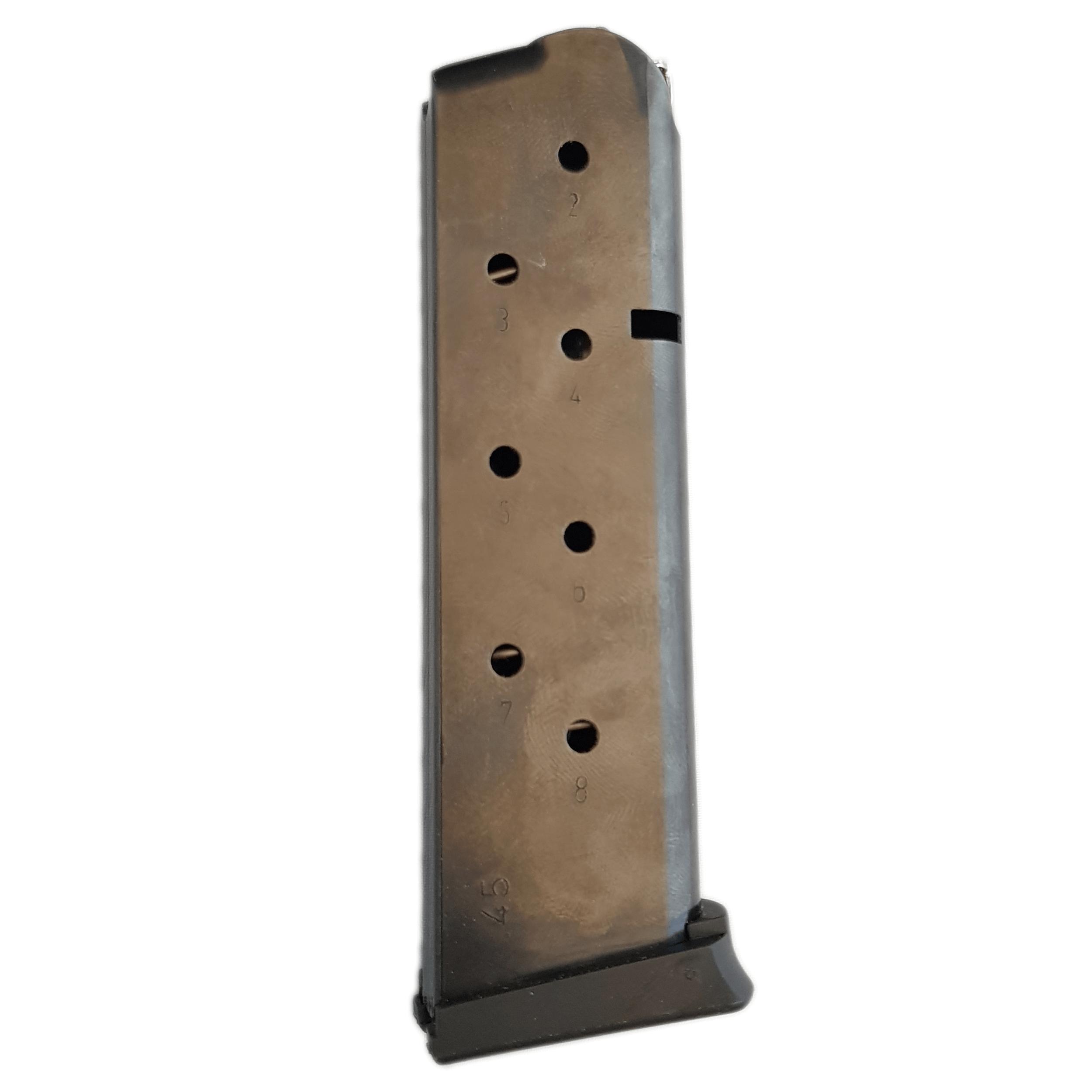 1911 - 8 rounds .45ACP / Steel Magazine