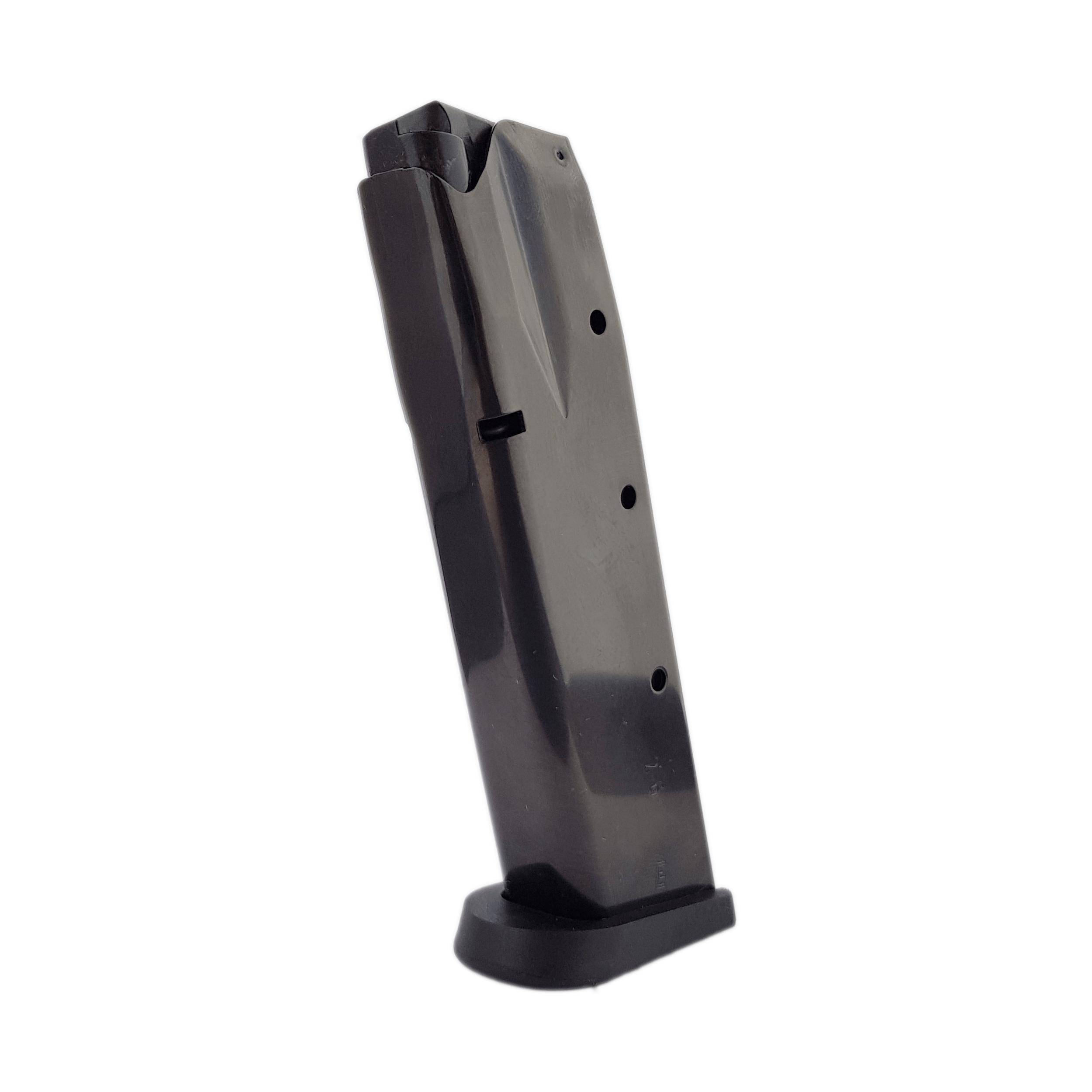 Jericho, Tanfoglio, CZ Steel 9X19 16 rounds Magazine (polymer bottom)