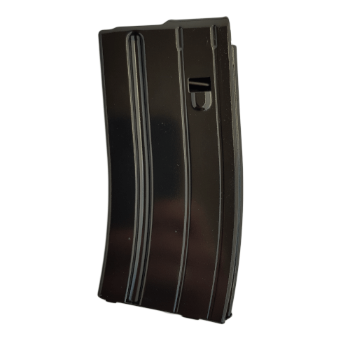 M4 / M16 / AR15 - 17 rd 6.5 Grendel / 6.8 SPC Stahl Magazine