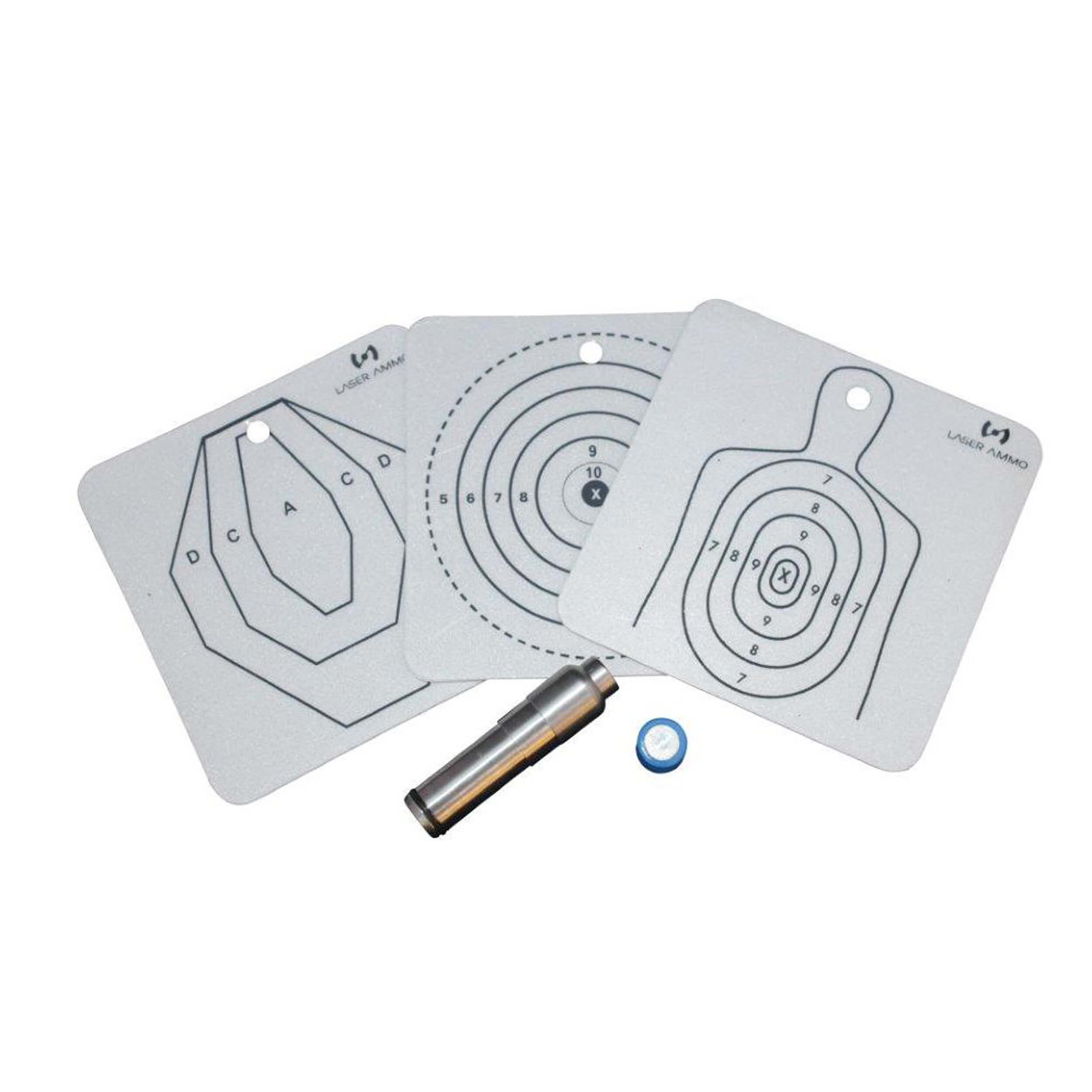 Sure Strike 9mm Cartridge - 9MSSLC