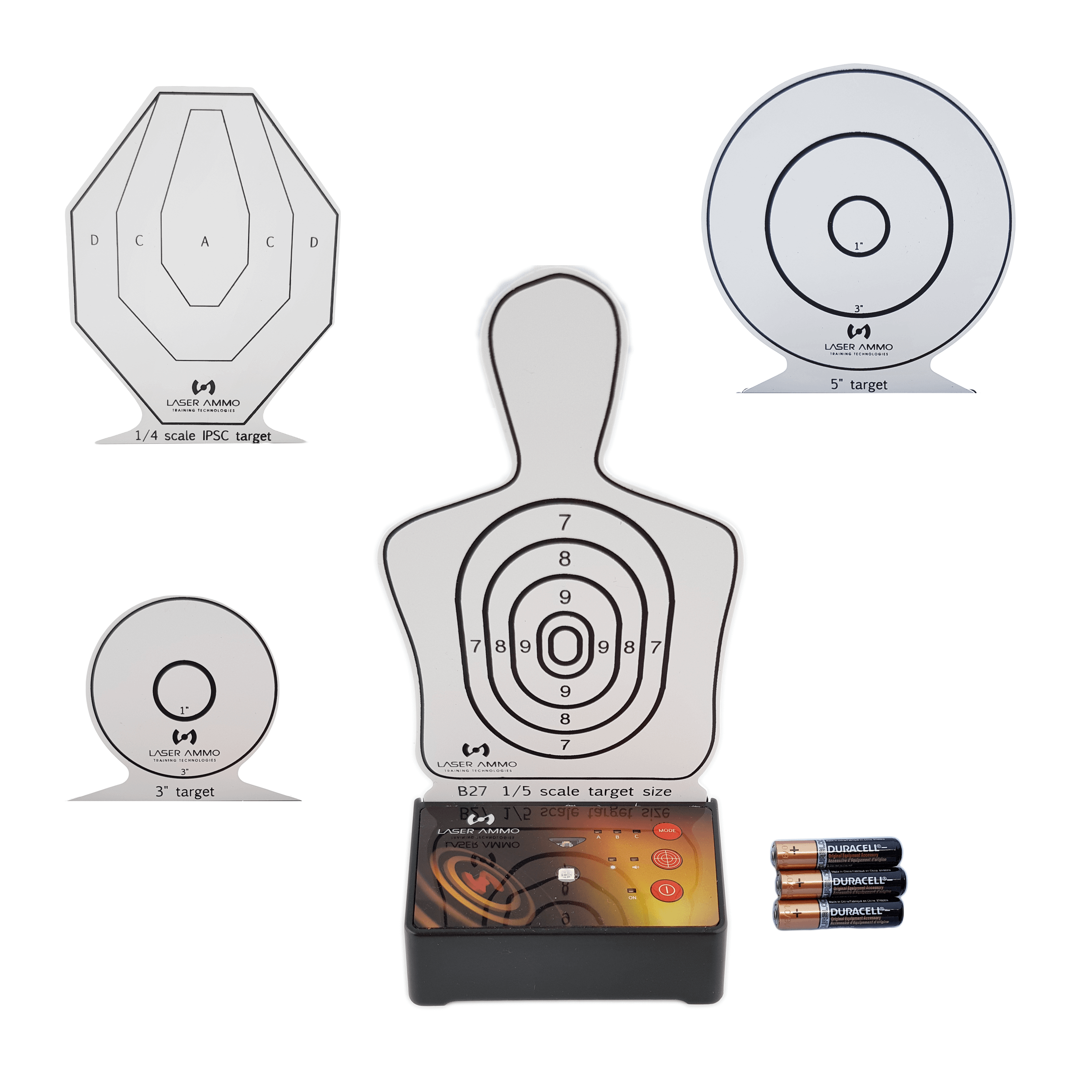 Interactive Multi Training Targets - 1 pack -  i-MTTS-1