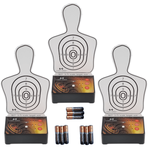 Interactive Multi Training Targets - 3 pack