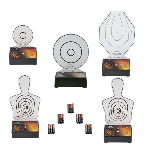 Interactive Multi Training Targets - 5 pack