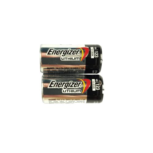 Ersatzbatterien für Laser Trainingspistole