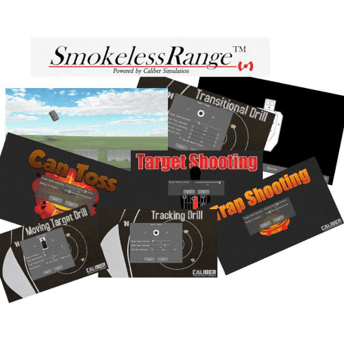 Smokeless Range® 2.0 - Home Simulator