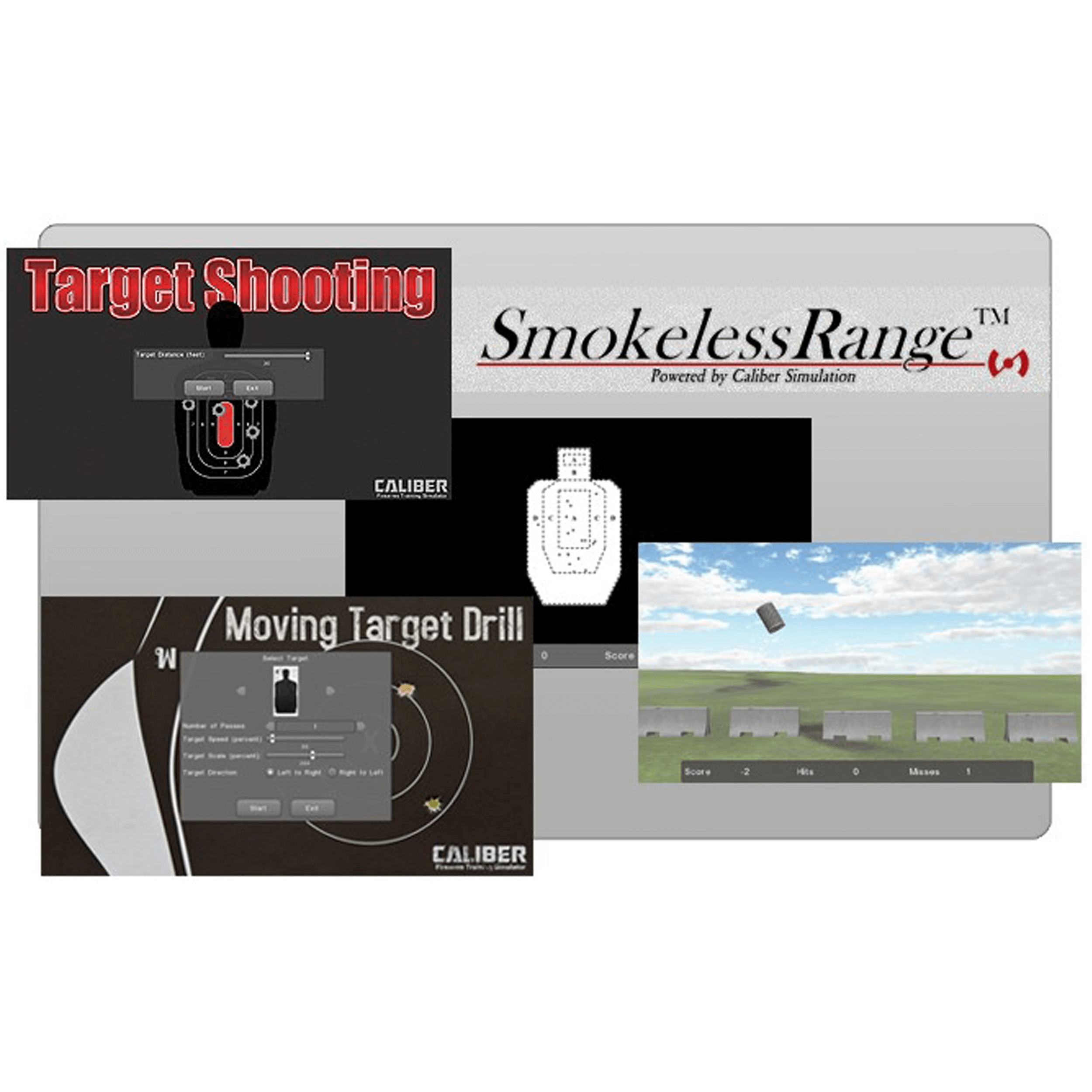 Smokeless Range® 2.0 - Home Simulator - SR001