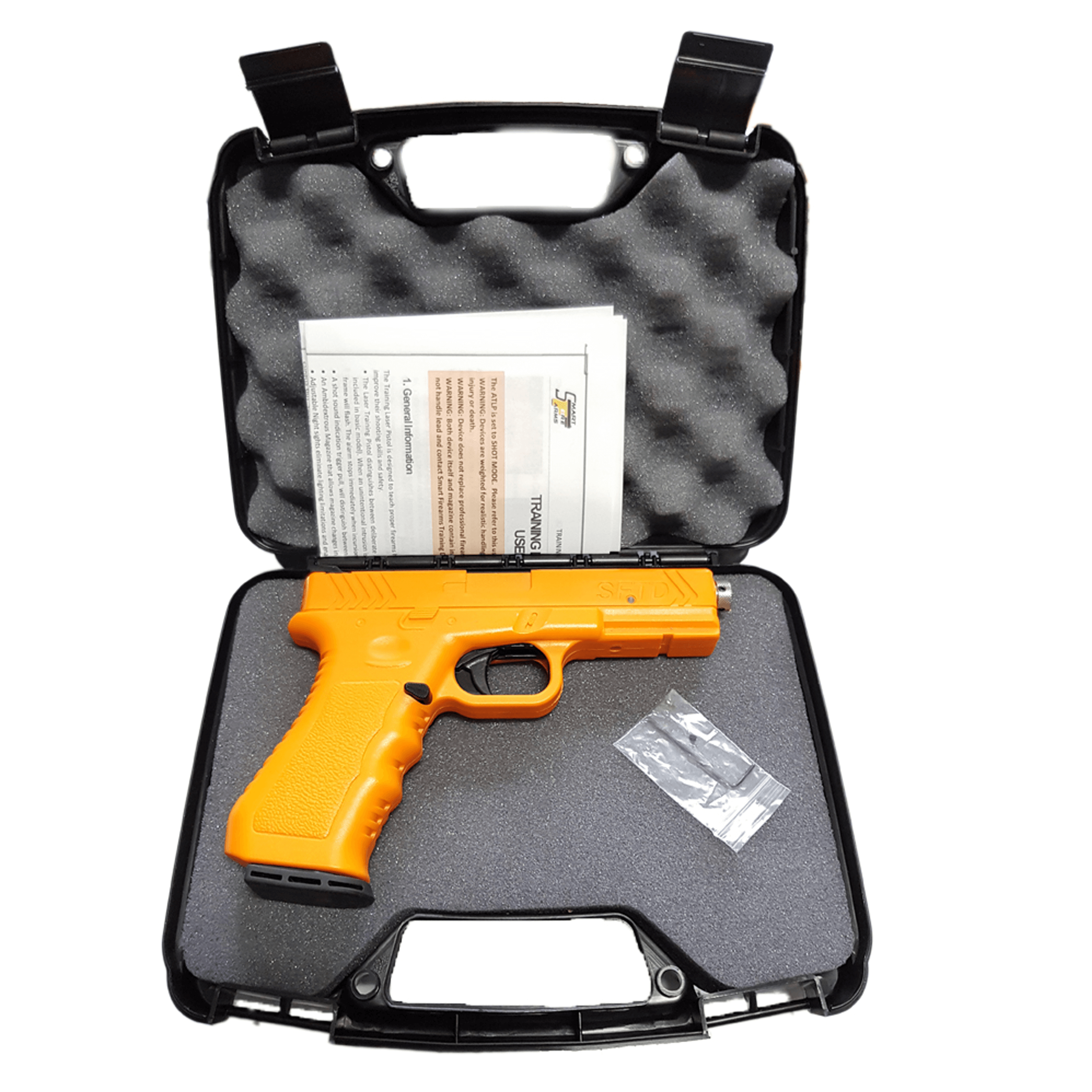 Glock 17 kompatible Pro Laser Training Pistol