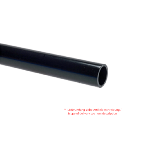 Short Target Round Pole (0,5 m long, 32mm diameter)