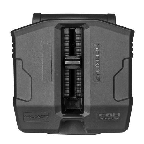 Double Magazine Pouch 360° for Glock 20, 21, 29, 30, 36, 37, 38, 39, 41- .45 ACP / 10mm