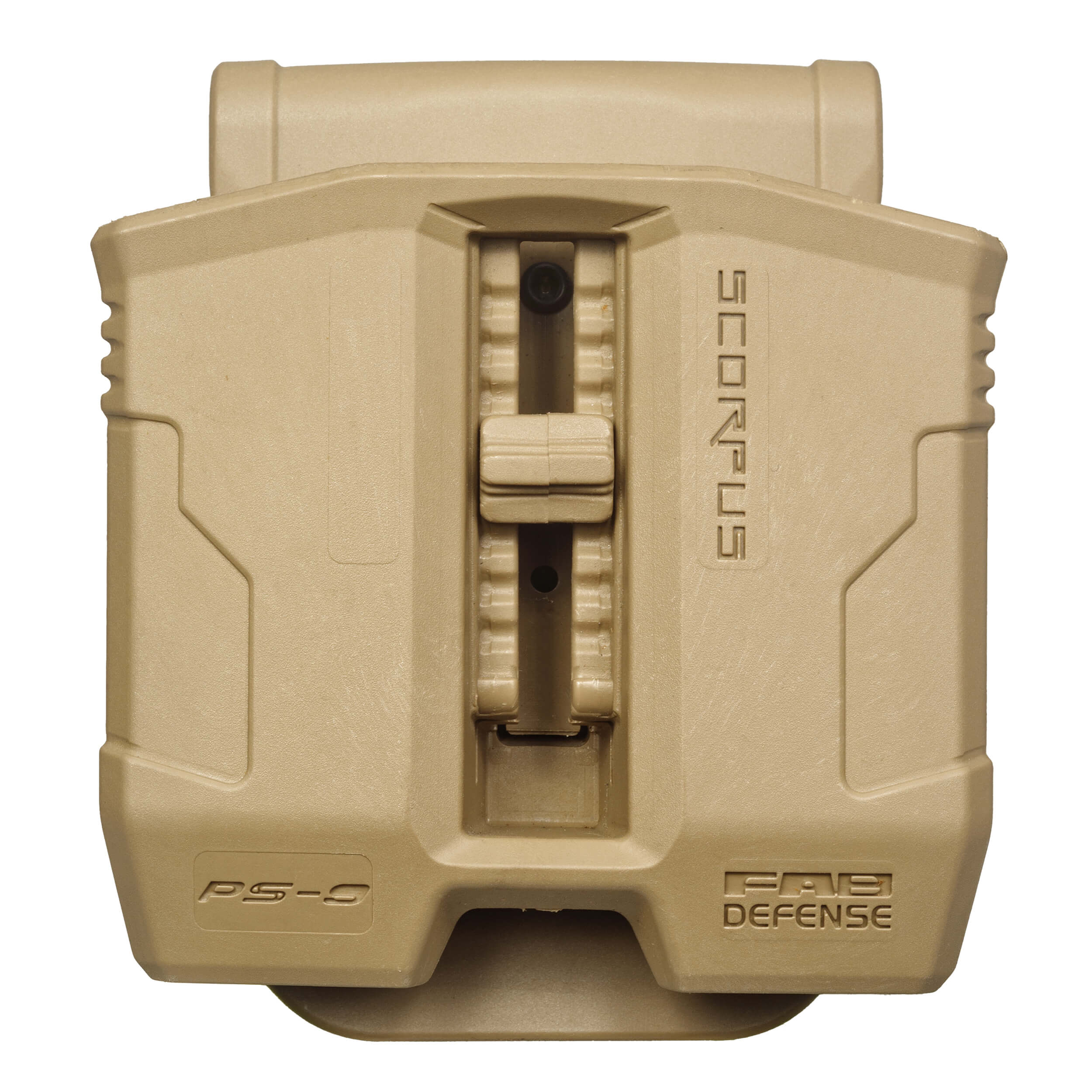 Double Mag Pouch 360° for für Walther, Beretta, Sig Sauer, Browning, Ruger, Taurus, Springfield