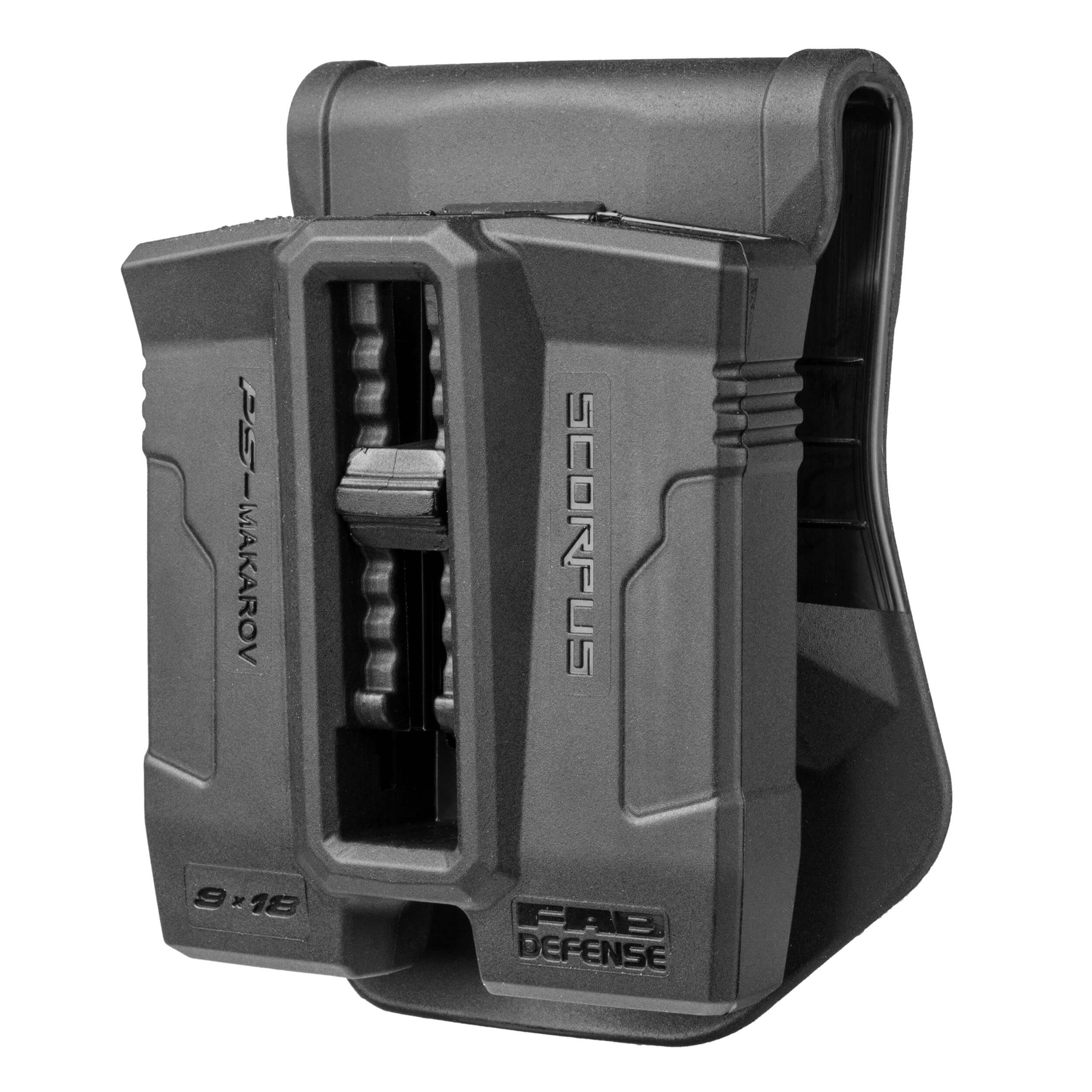 Double Magazine Pouch 35° for Makaraov PM