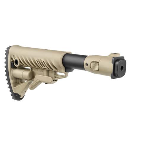 ZASTAVA M70 B1, B3 / M77 B1 Klappbare Schulterstütze / AR15 Stil