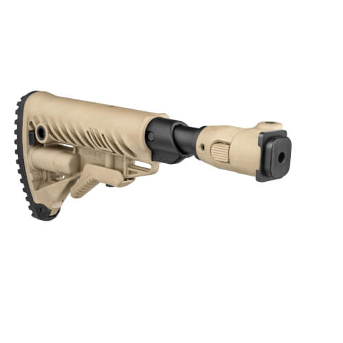 ZASTAVA M70 B1, B3 / M77 B1 Klappbare Schulterstütze / Rückstoßdämpfer / AR15 Stil
