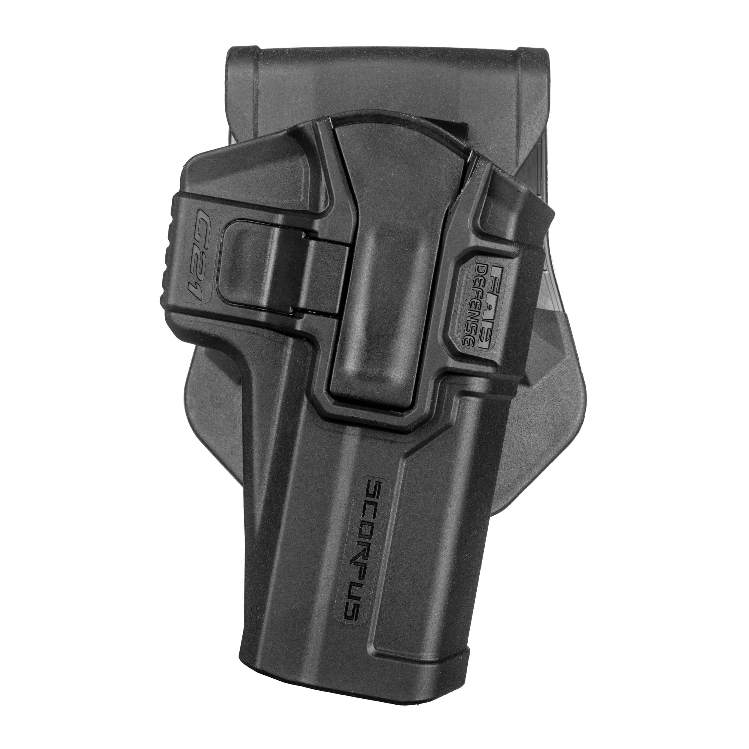 Glock .45 Level 1 Holster